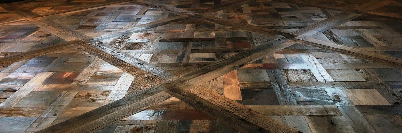 Altholz Tafelboden Eiche Versailles