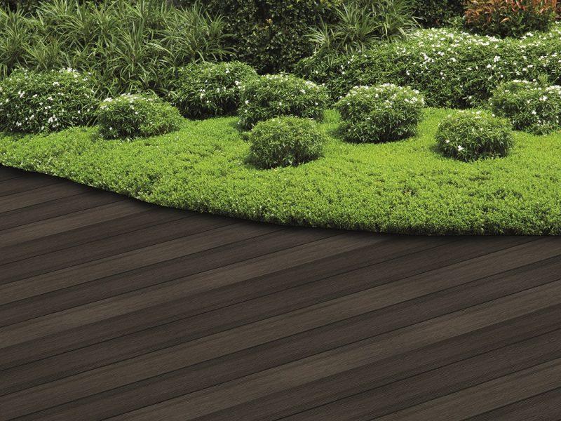 Terrasse Wood-Plastic